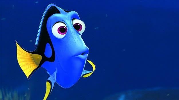 """Imagem do filme """"Procurando Nemo""""."""