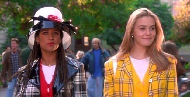 """Cena do filme """"As Patricinhas de Beverly Hills"""""""