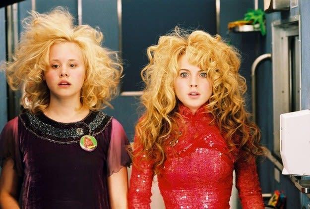 """Cena do filme """"Confissões de uma Adolescente""""."""
