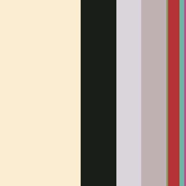 Imagem de uma paleta com as cores amarelo claro, preto e cinza.