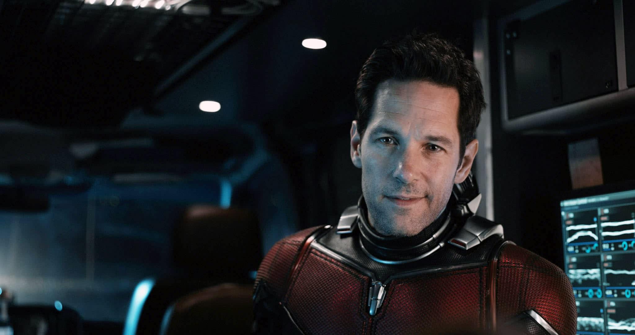 "Paul Rudd as Scott Lang in ""Ant-Man"""