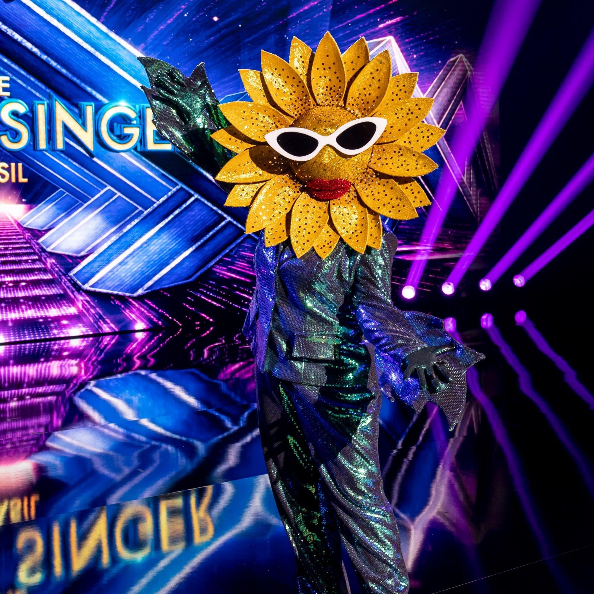 Girassol The Masked Singer