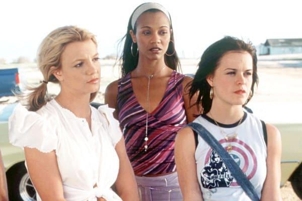 """Cena do filme """"Crossroads: Amigas Para Sempre""""."""
