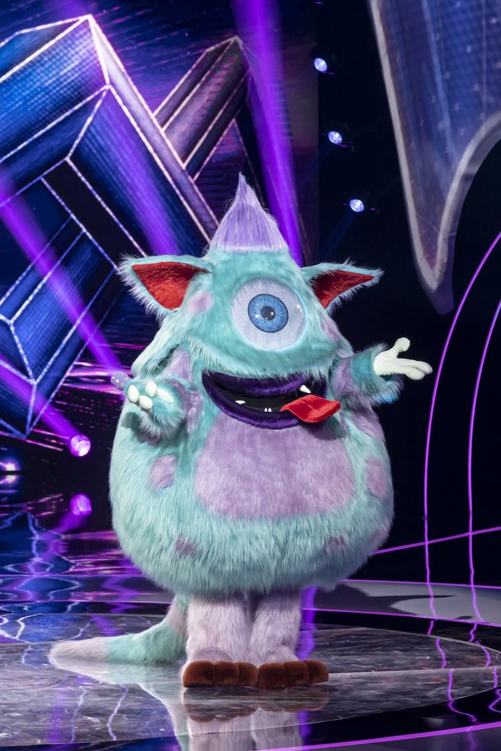 Monstro The Masked Singer