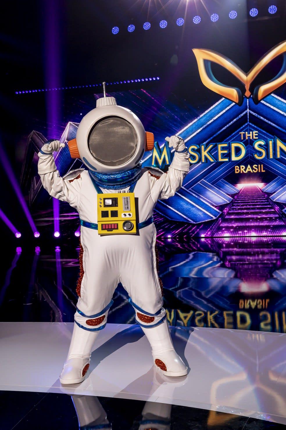 Astronauta The Masked Singer Brasil