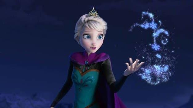 """Imagem do filme """"Frozen""""."""