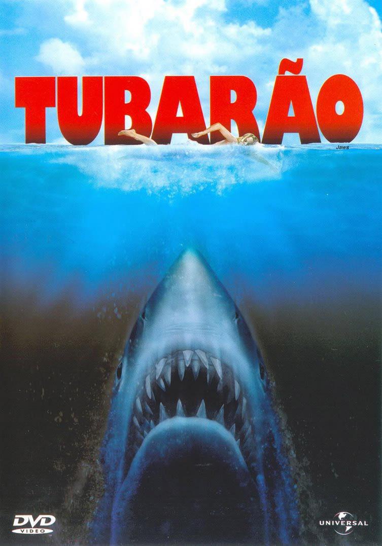 """Poster de """"Tubarão"""""""