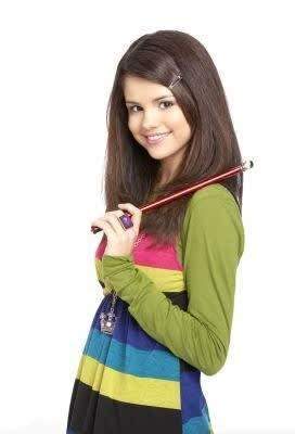 Alex Russo from Wizard of Waverly Place