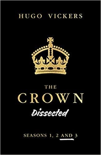 """Capa do livro """"The Crown Dissected"""""""