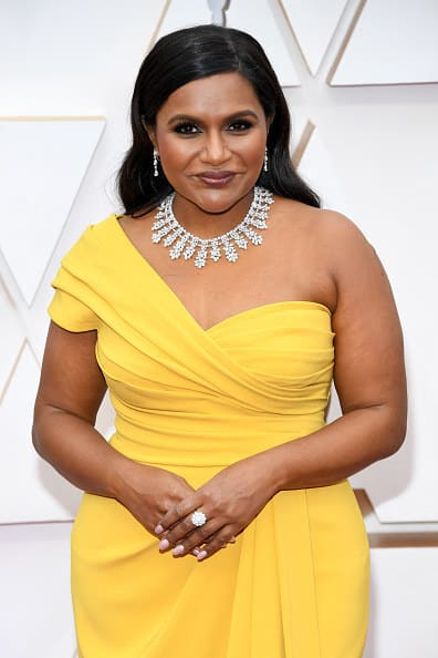 """star of """"The Mindy Project"""""""