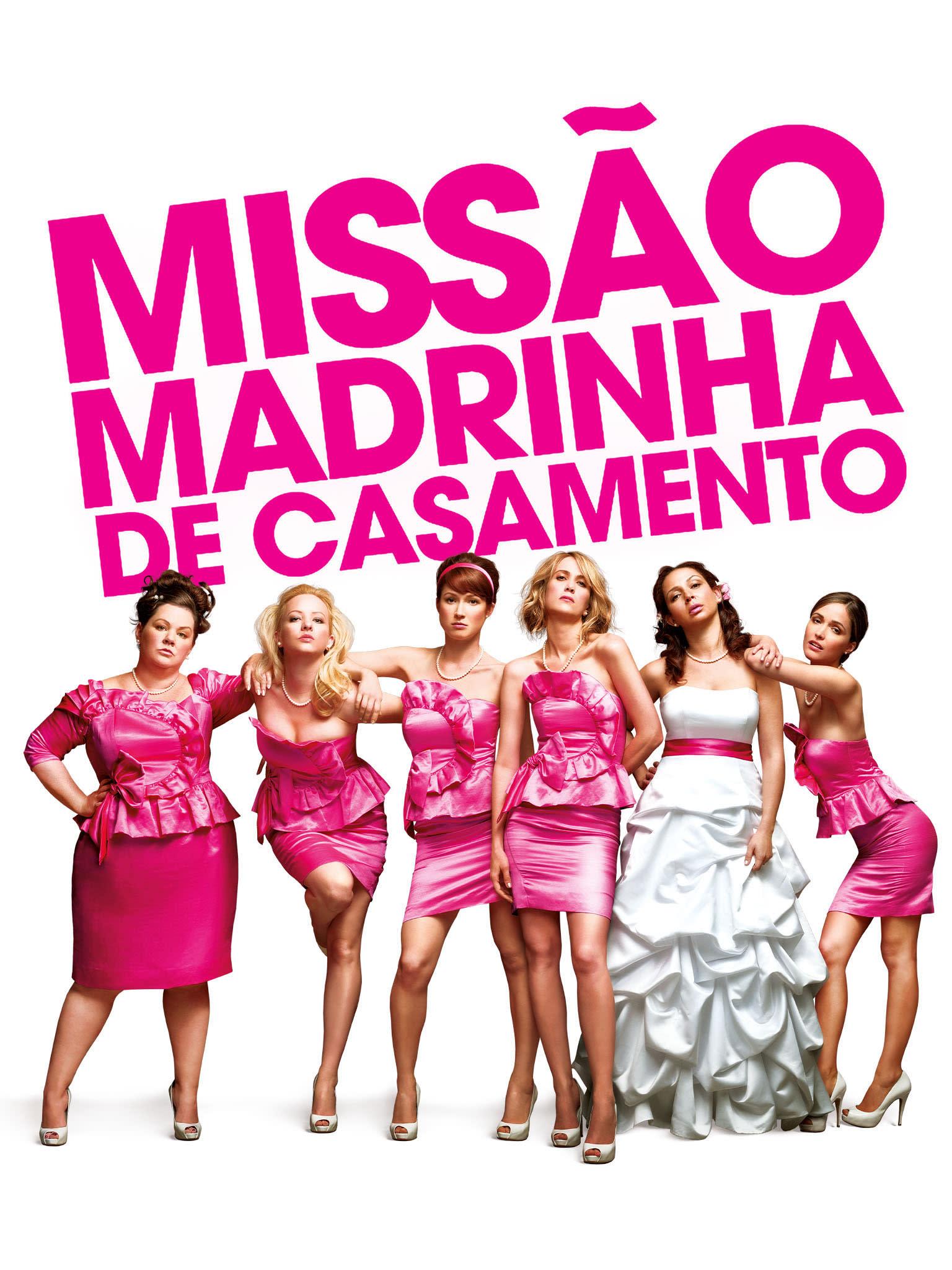 """poster de """"Missão Madrinha de Casamento"""""""