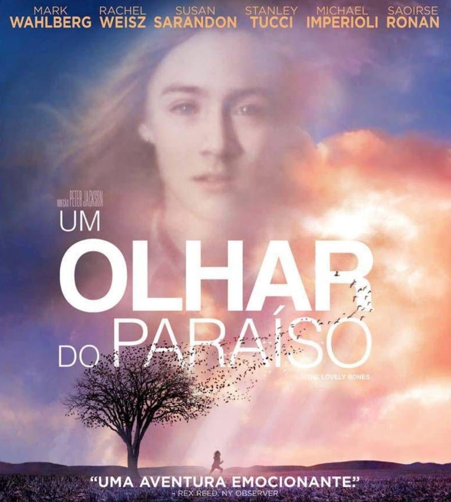 """poster """"Um Olhar do Paraíso"""""""