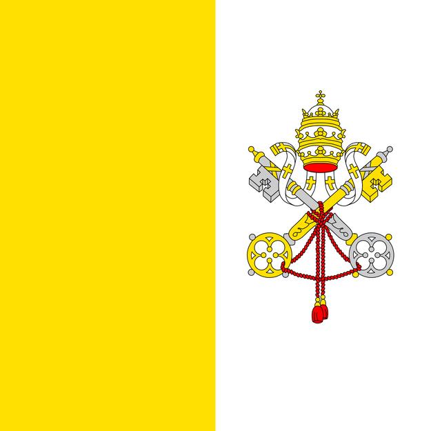 Bandeira do Vaticano