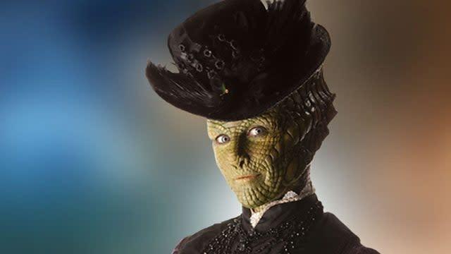 Personagem Madame Vastra, da série Doctor Who