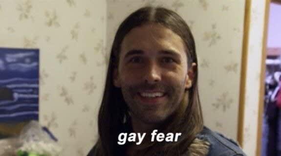 Legenda: medo gay