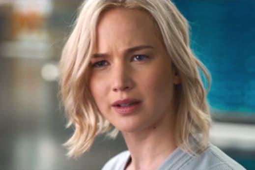 Jennifer Lawrence confusa