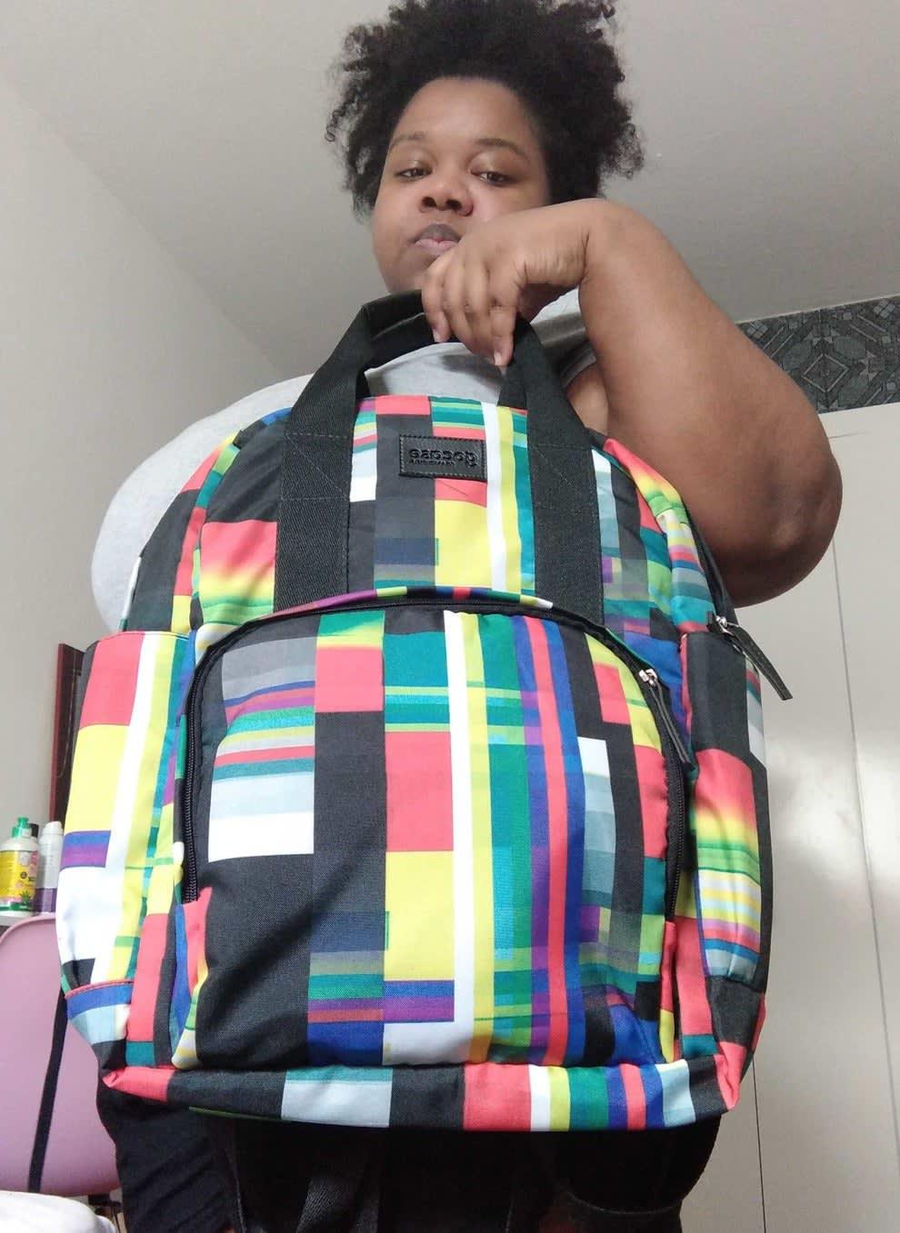 Imagem da mochila especial do BBB21.