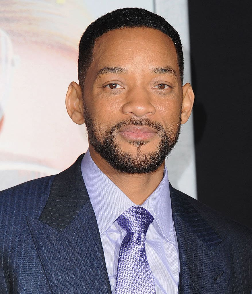 """Will Smith arrives at the Los Angeles Premiere """"Focus"""""""