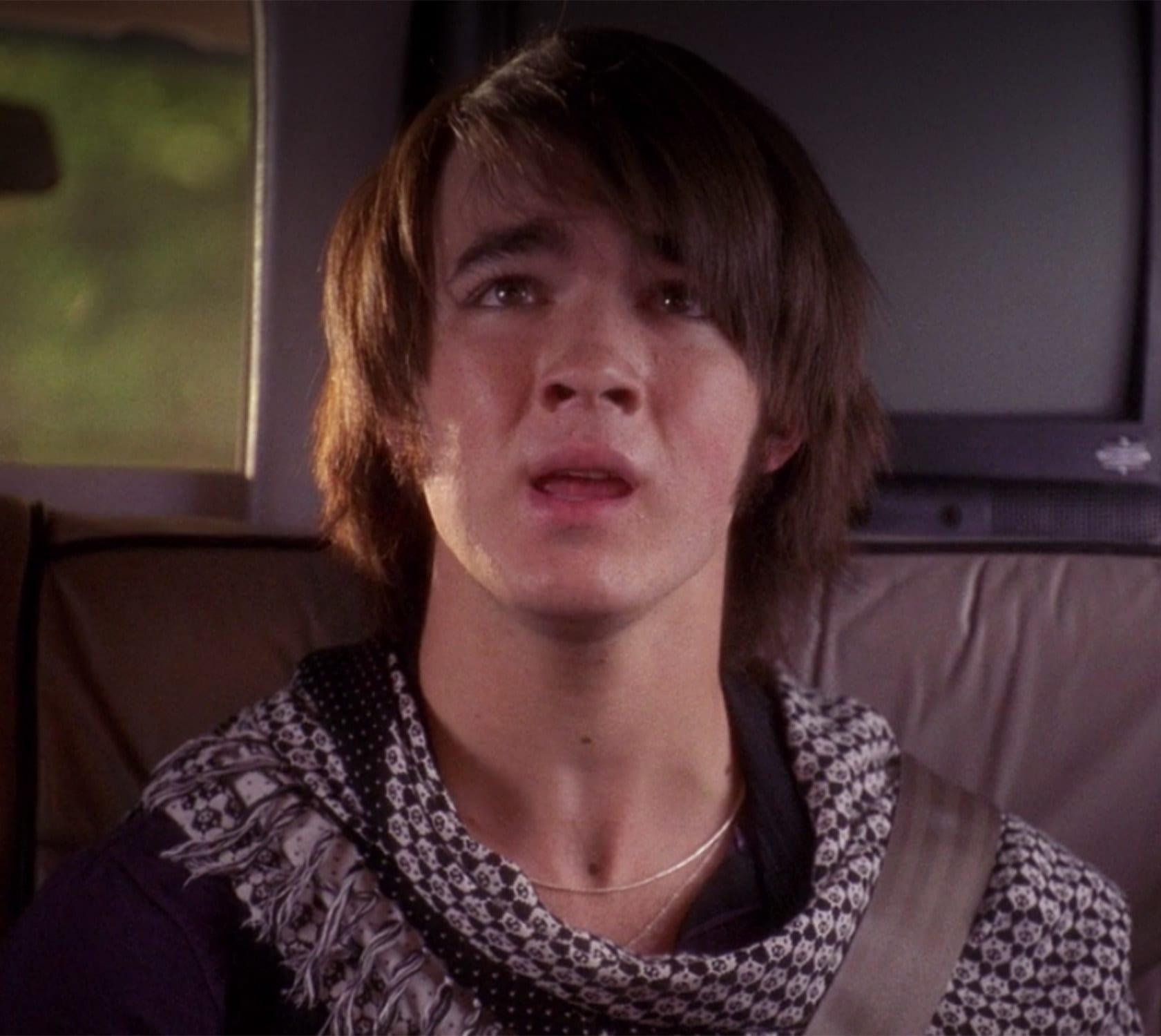 Jason really wanted Shane to make him a birdhouse at camp