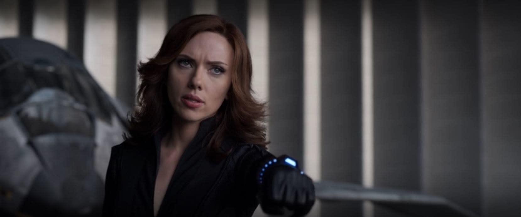 Natasha sets Steve free