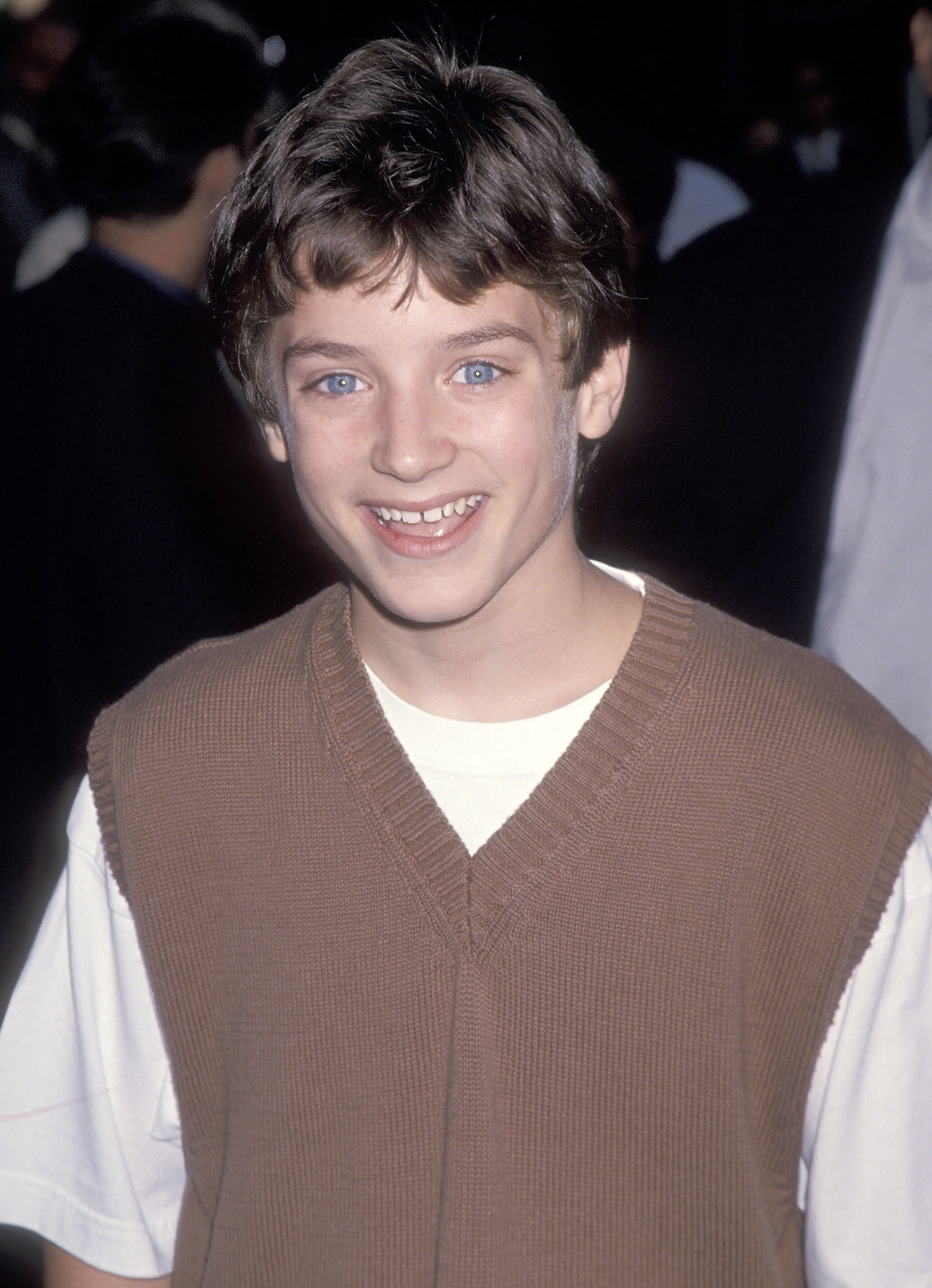 """Wood at the """"North"""" premiere in 1994"""