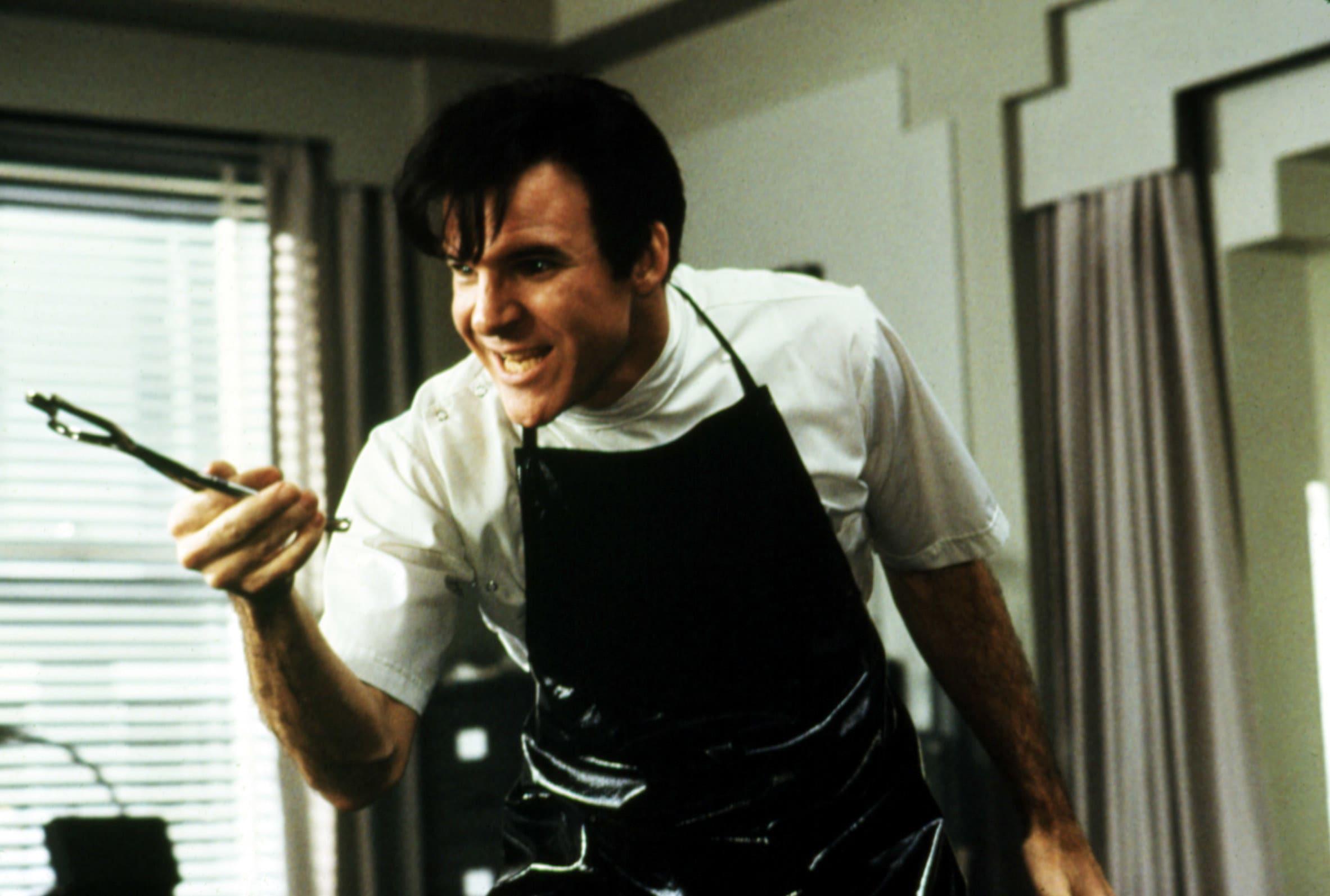 Steve Martin as Orin Scrivello