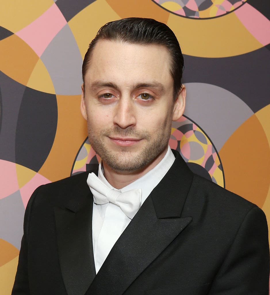 Kieran Culkin attends the HBO's Official Golden Globes After Party