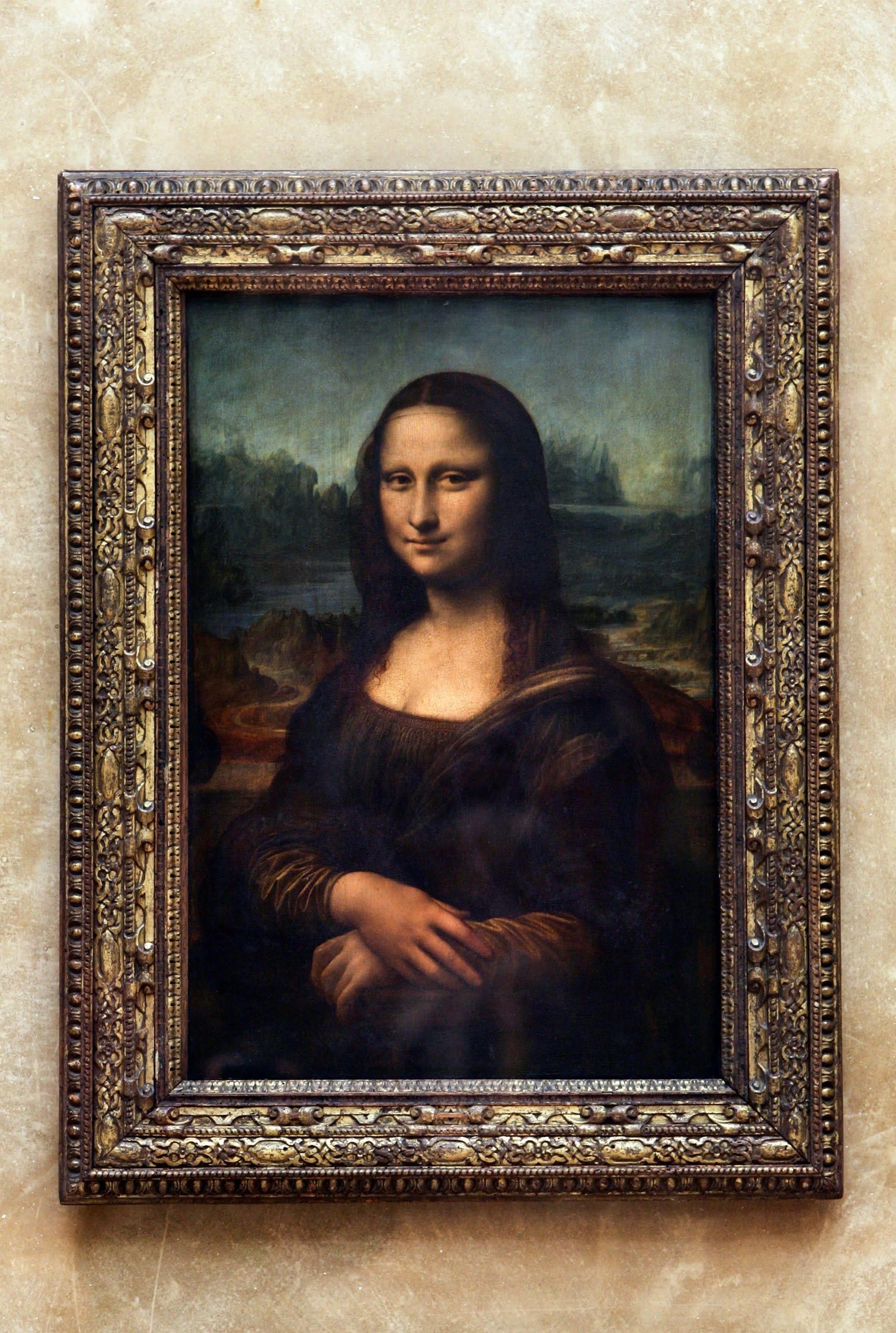 """a """"Mona Lisa"""""""