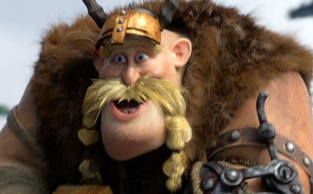 Gobber the Belch from How to Train Your Dragon 2