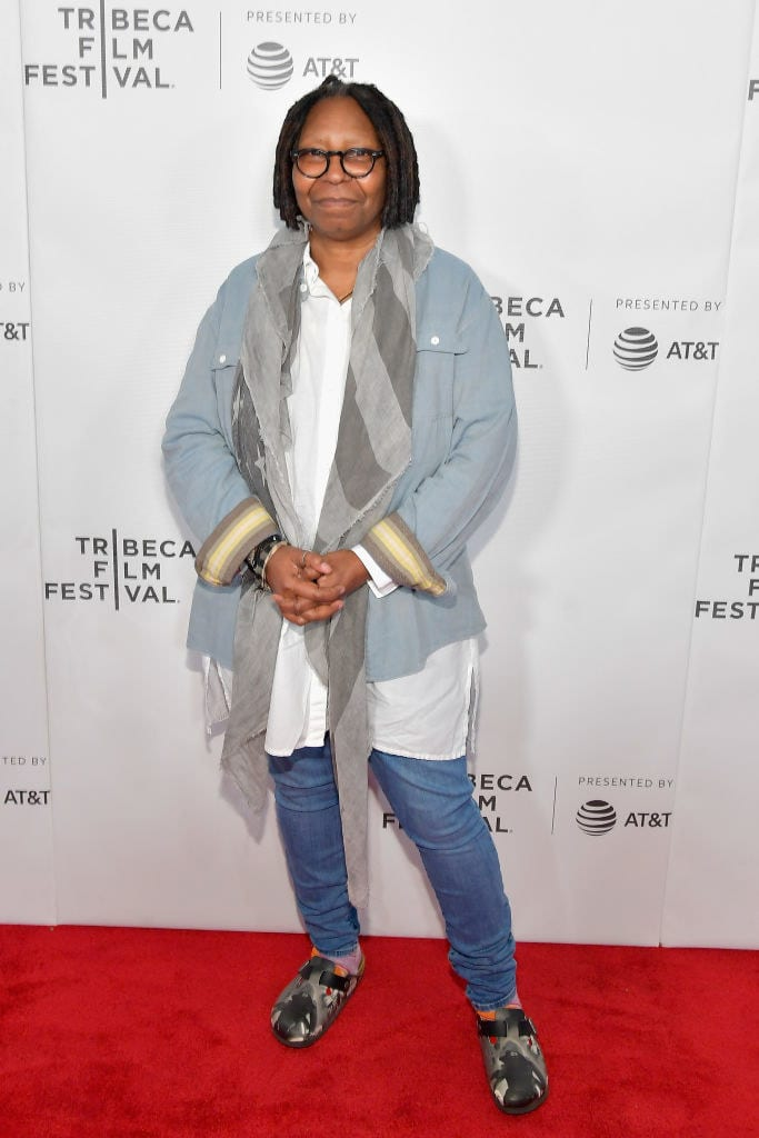 Whoopi Goldberg attends the Shorts Program: The History of White People in America