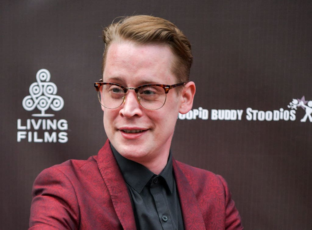 "Macaulay Culkin attends the LA Premiere of Gravitas Ventures' ""Changeland"""