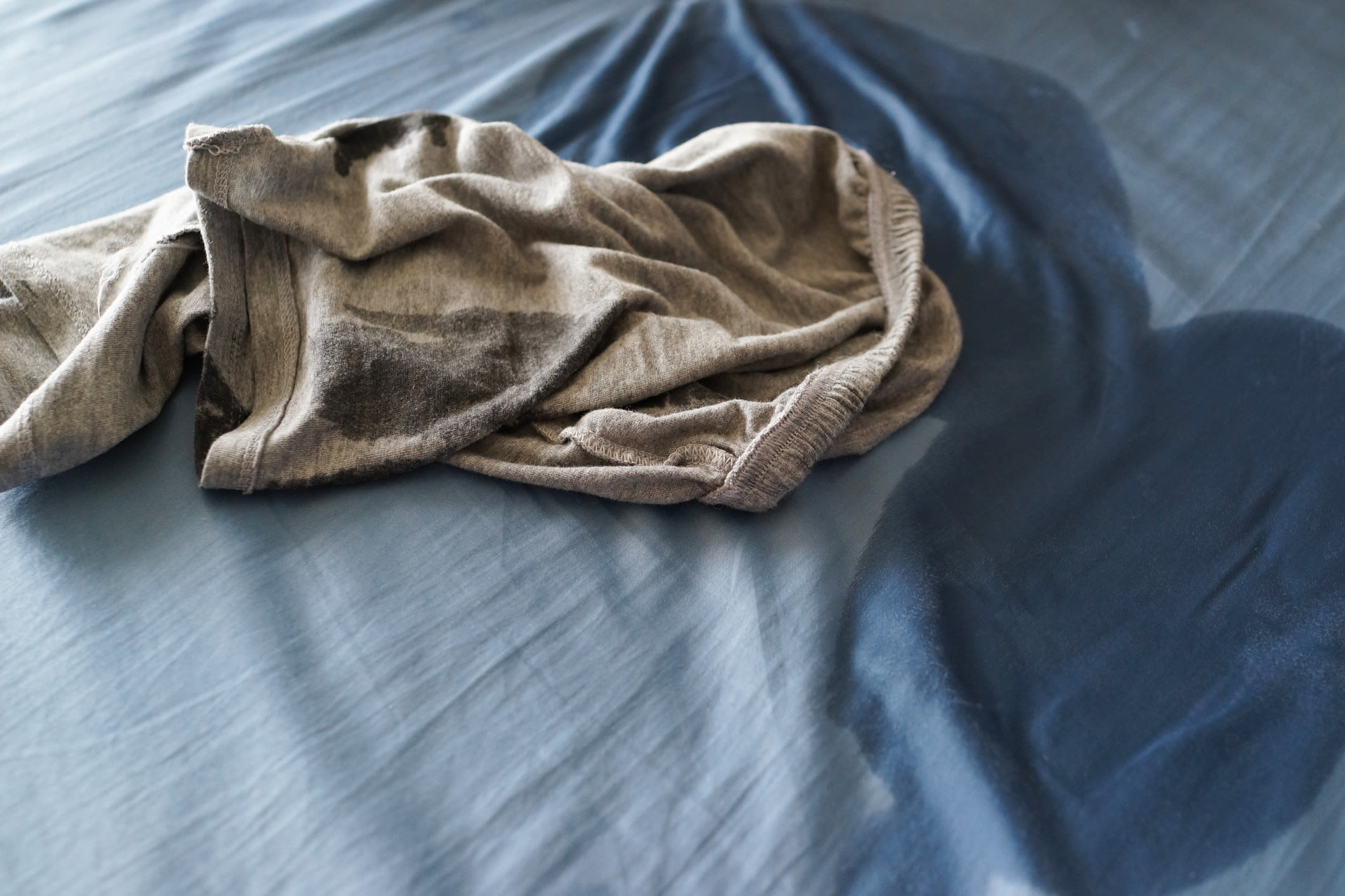 lençois molhados