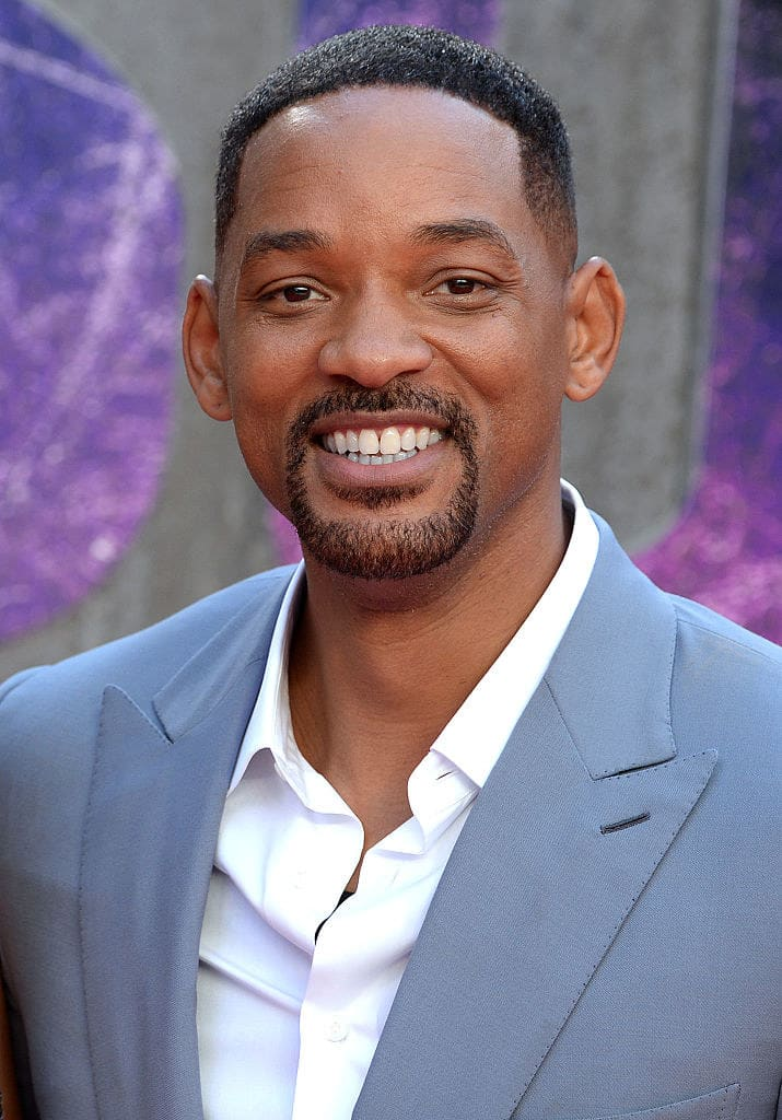 """Will Smith attends the European Premiere of """"Suicide Squad"""""""