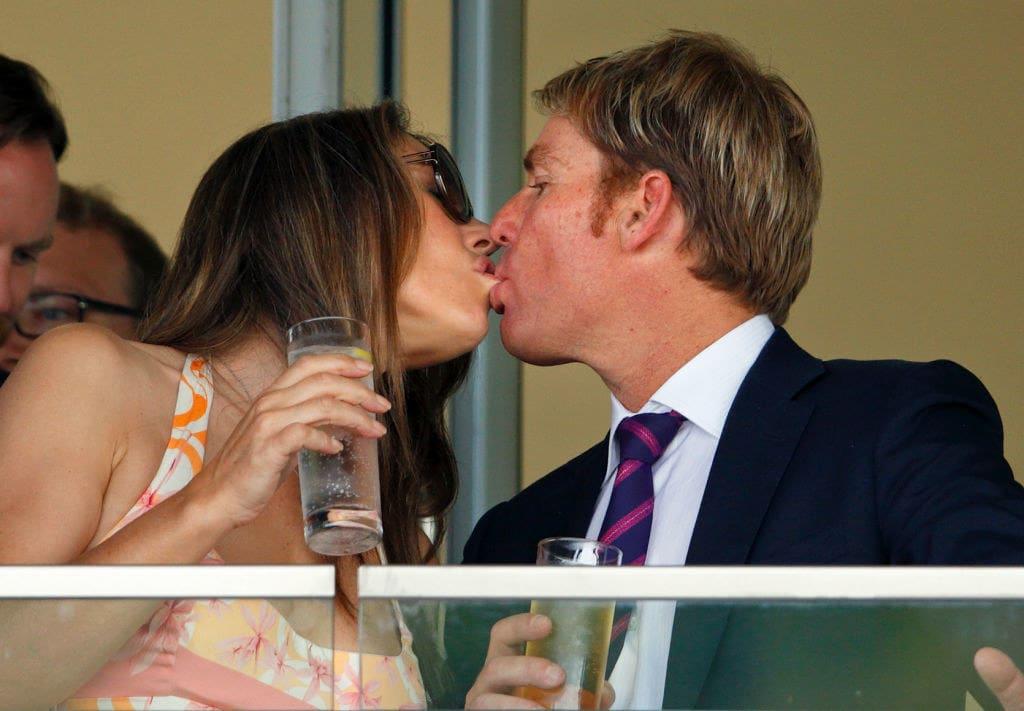 he's biting her lip