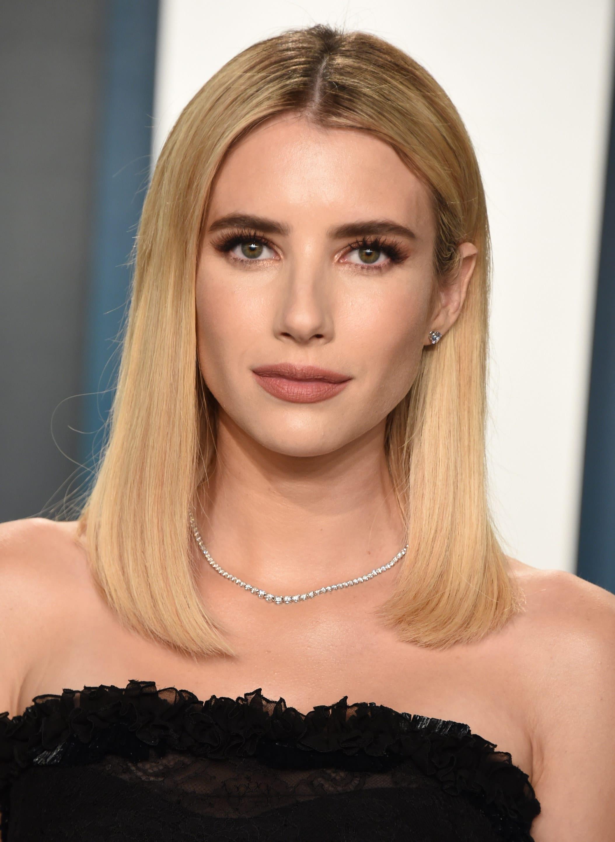 Roberts at the 2020 Vanity Fair Oscar party