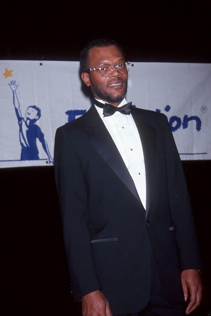 Samuel L. Jackson mais novo.