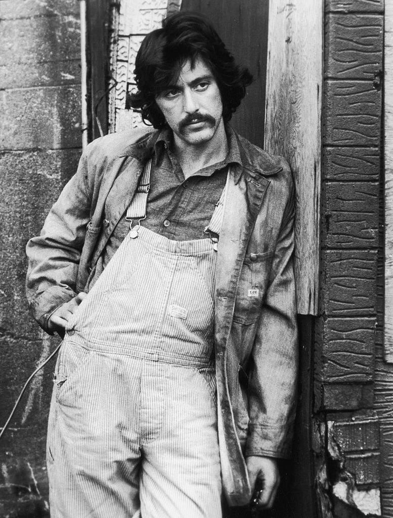 Al Pacino quando era mais novo.