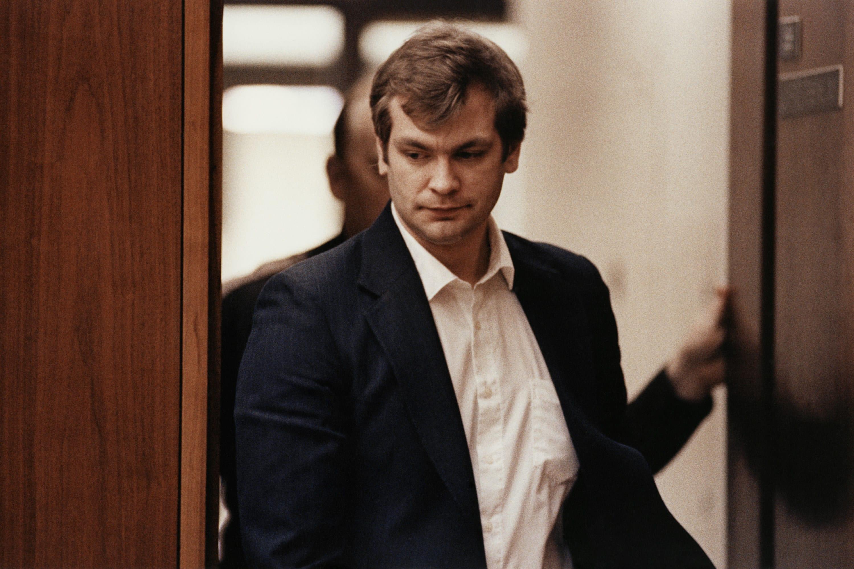 Jeffrey Dahmer in court