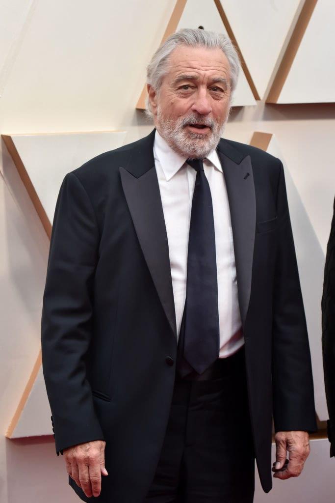 Robert De Niro hoje em dia.