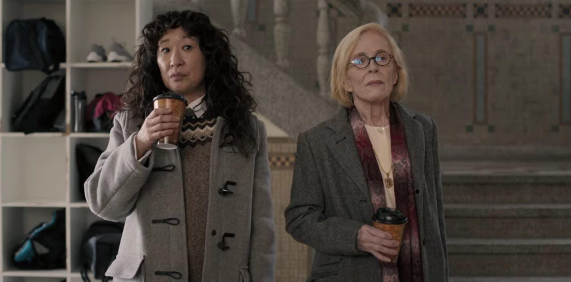 Ji-Yoon and Joan