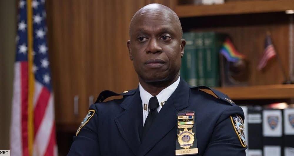 "Imagem da série ""Brooklyn Nine-Nine""."