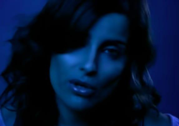 """Foto do clipe de """"Promiscuous"""", de Nelly Furtado e Timbaland."""