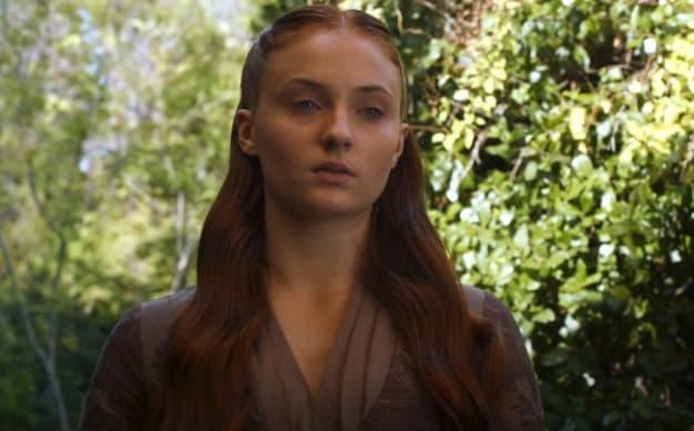 """Foto de Sansa em """"Game of Thrones"""""""