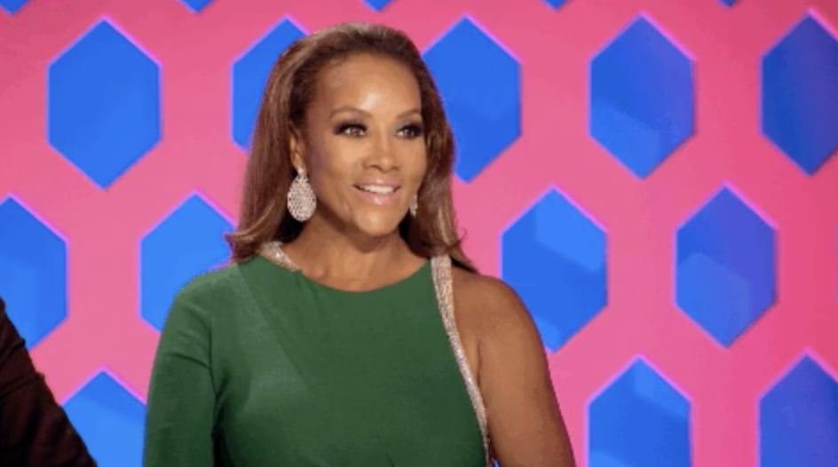 """Vivica A. Fox como convidada especial do """"RuPaul's Drag Race"""""""