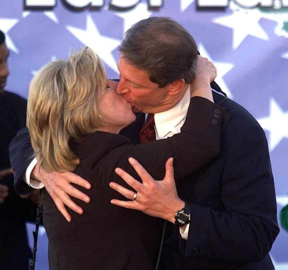al and tipper kissin