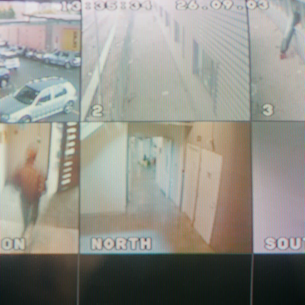 security camera images