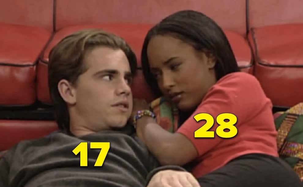 """Shawn e Angela juntos em """"O Mundo É dos Jovens"""""""