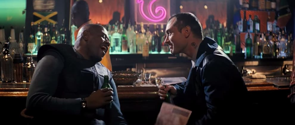 "Forest Whitaker and Jude Law in ""Repo Men"""
