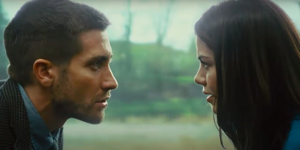 "Jake Gyllenhaal and Michelle Monaghan in ""Source Code"""