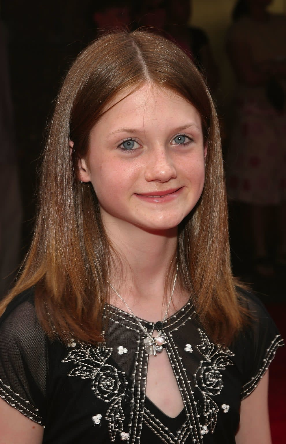 """Wright at the """"Harry Potter and the Prisoner of Azkaban"""" premiere in 2004"""